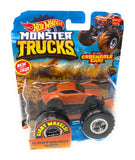 Hot Wheels Monster Trucks Camaro, Giant wheels, including crushable car