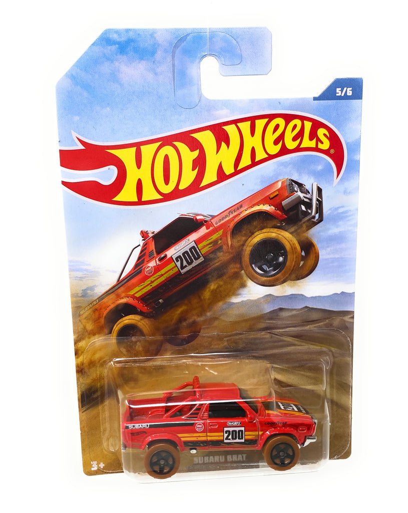 Hot Wheels Subaru Brat