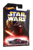 Hot Wheels Night Shifter from the Star Wars Master and Apprentince set, 8/8