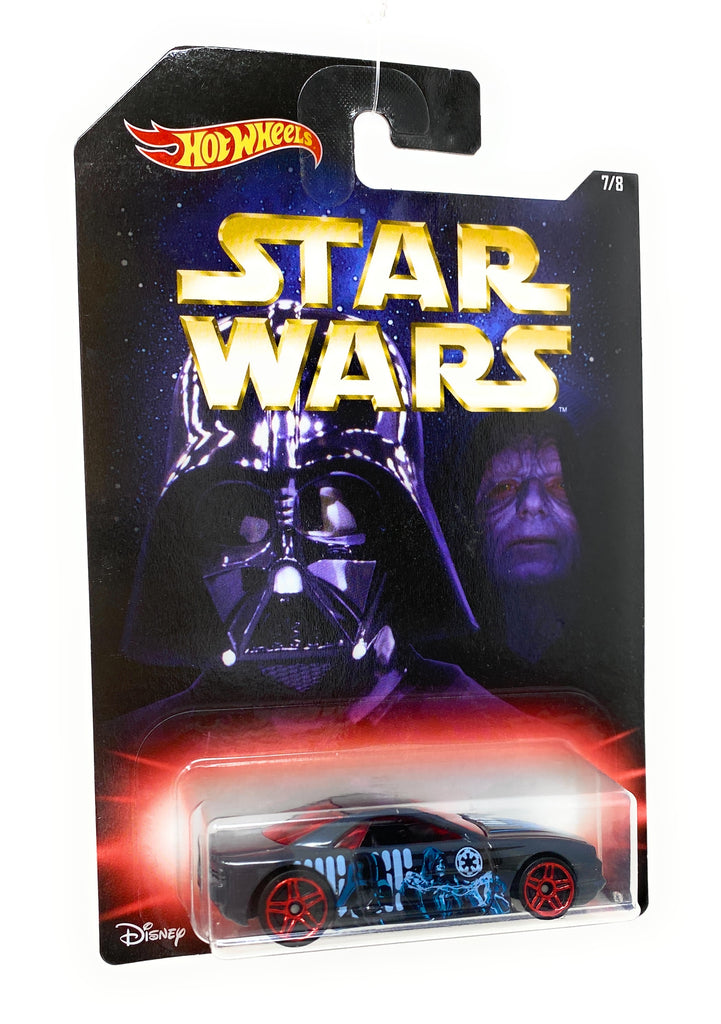 Hot Wheels Muscle Tone from the Star Wars Master and Apprentince set, 7/8