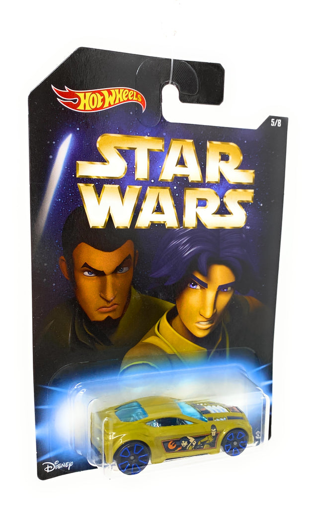 Hot Wheels Torque Twister from the Star Wars Master and Apprentince set, 5/8
