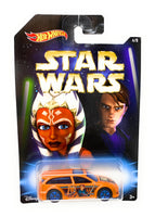 Hot Wheels Audacious from the Star Wars Master and Apprentince set, 4/8