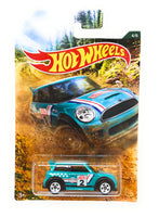 Hot Wheels Mini Cooper S Challenge from the 2019 Rally Series set, 4/6
