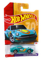 Hot Wheels Custom Datsun 24OZ from the Target Decades Throwback Set 3/8