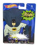 Hot Wheels Ford 78 Corvette Funny Car from the Pop Culture DC Comics Batman set