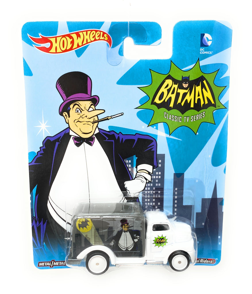 Hot Wheels 49 Ford Coe from the Pop Culture DC Comics Batman set