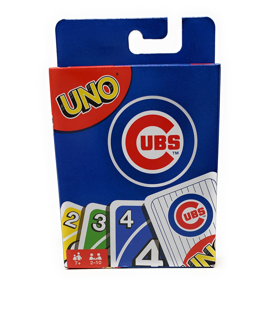 Chicago Cubs UNO Card Game