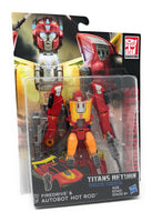 Transformers Generations Firedrive & Autobot Hot Rod