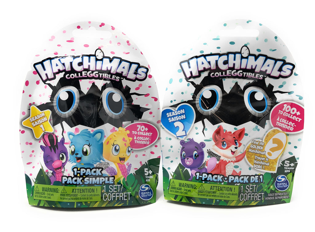 Hatchimal Blind Bag S1 & S2 Bundle
