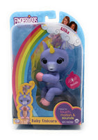 Fingerlings Unicorn Alika (Purple & Pink)
