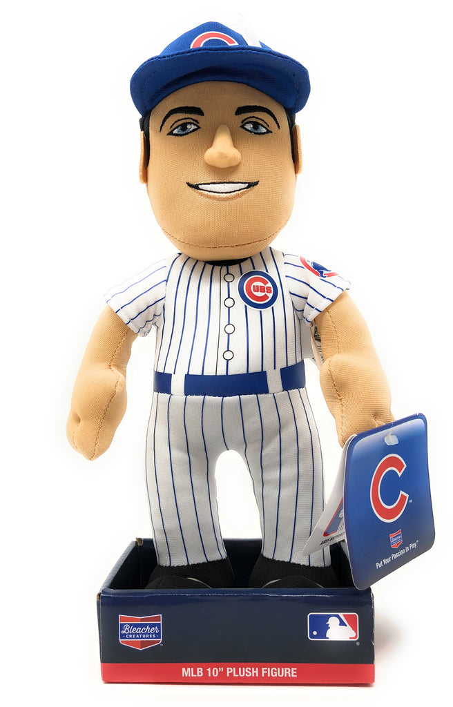 "Chicago Cubs Kris Bryant 10"" Plush"