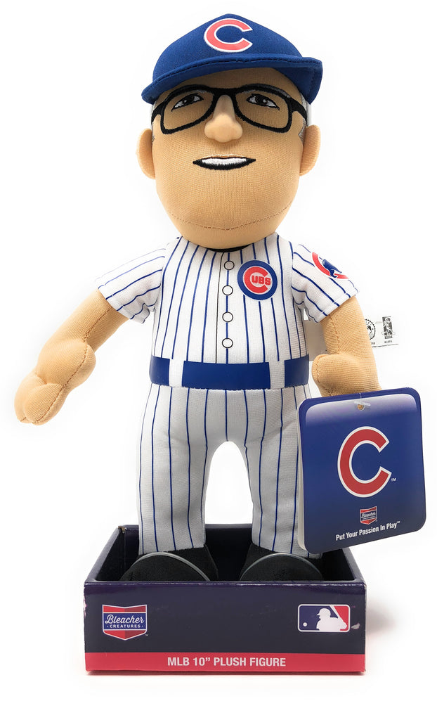 "Chicago Cubs Joe Maddon 10"" Plush"