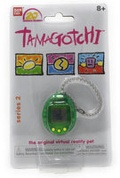 Tamagotchi Green Series 2- Interactive Toy