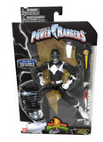 "Power Rangers 6.5"" Legacy Figure- Black Power Ranger"