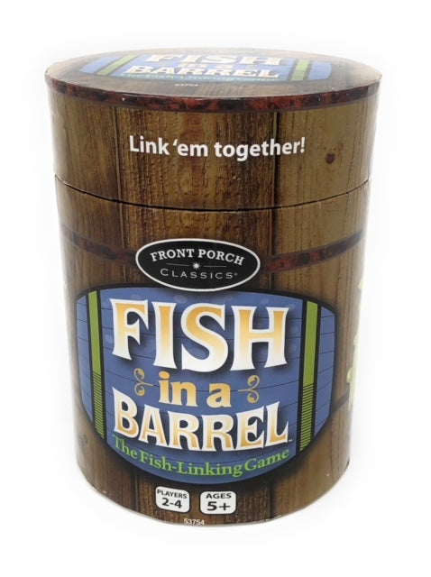 Fish In a Barrel Game