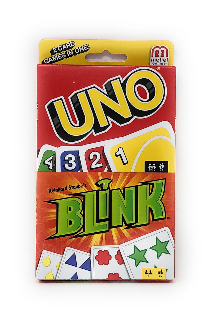UNO - Blink Card Game