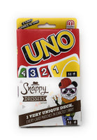 UNO - Snappy Dressers Card Game