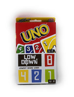 UNO - Low Down Card Game