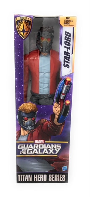 Titan Hero Series Marvel Guardians Of The Galaxy - Star-Lord