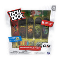 Tech Deck - Sk8Shop Bonus Pack - FL!P
