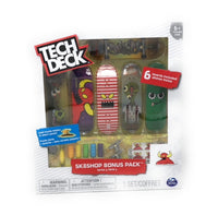 Tech Deck - Sk8Shop Bonus Pack - Toy Machine