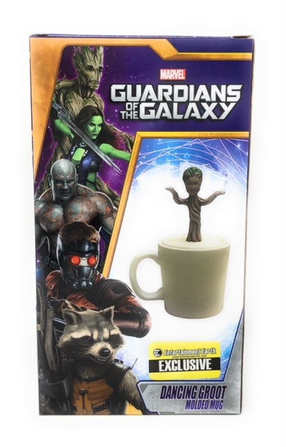 Marvel Guardians of the Galaxy Dancing Groot Mug - Entertainment Earth Exclusive