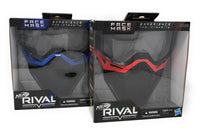 Nerf Rival Face Mask Bundle- Blue & Red