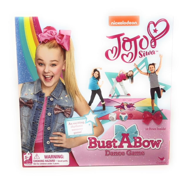 Jojo Siwa Bust a Bow Dance Game