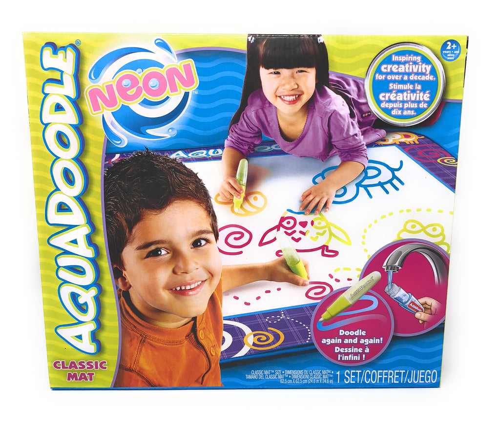 Neon Aquadoodle Play Mat