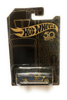 Hot Wheels Black & Gold 50th Anniversary Car 4/6 '68 Dodge Dart
