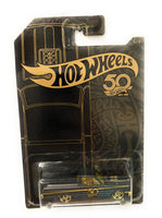 Hot Wheels Black & Gold 50th Anniversary Car 6/6 '65 Ford Ranchero