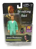 Breaking Bad Jesse Pinkman Action Figure with Hazmat Suit
