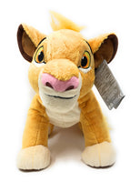Disney Authentic The Lion King Simba Plush