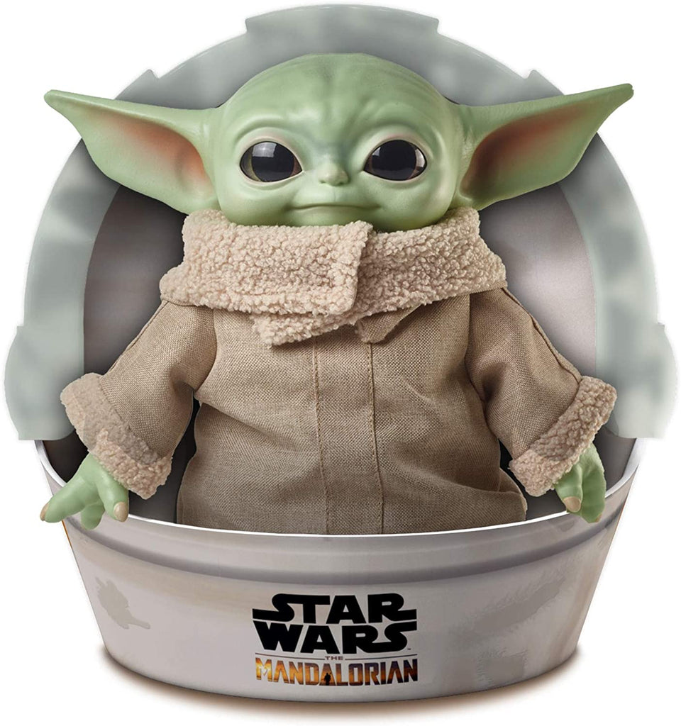 Star Wars Baby Yoda Plush - From Disney+ Series The Mandalorian
