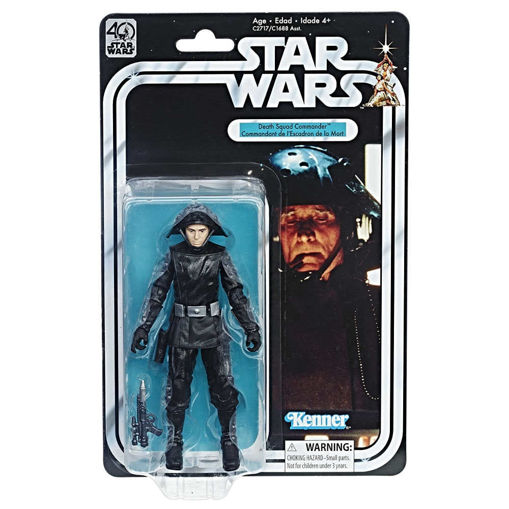 Star Wars 40th Anniversary Death Squad Commander