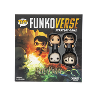 Harry Potter Funko Verse Strategy Game