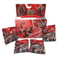 WWE Mini Ring + 4 Blind Bag Bundle
