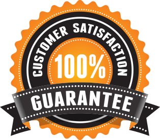 Image result for 100 customer satisfaction guarantee