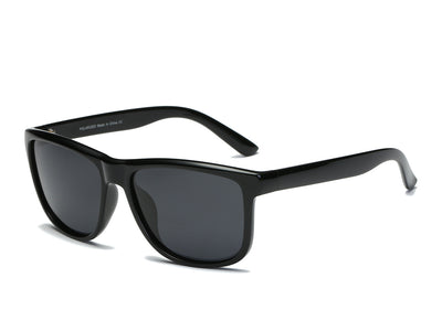P1001 - Men Polarized Rectangle Sunglasses - Iris Fashion Inc. | Wholesale Sunglasses and Glasses