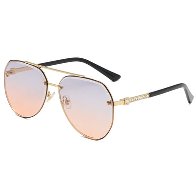 58140 - Classic Anti-Reflective Aviator Fashion Sunglasses - Iris Fashion Inc. | Wholesale Sunglasses and Glasses