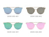 S2029 Women Round Cat Eye Sunglasses - Wholesale Sunglasses and glasses