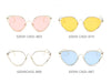 S2045 - Women Fashion Round Cat Eye Sunglasses - Wholesale Sunglasses and glasses
