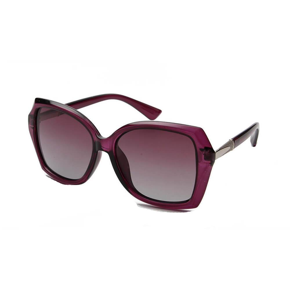 87007 - Women Square Oversize Sunglasses - Wholesale Sunglasses and glasses