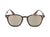 E23 Modern Horned Rim Keyhole Bridge Sunglasses - Iris Fashion Inc. | Wholesale Sunglasses and Glasses