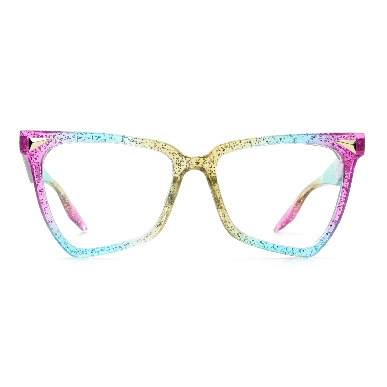 B1002 -  Women Fashion Cat Eye Blue Light Blocking Glasses