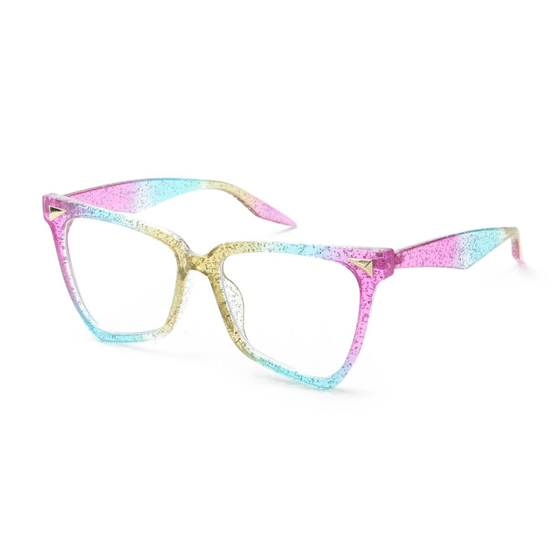 B1002 -  Women Fashion Cat Eye Blue Light Blocking Glasses - Iris Fashion Inc. | Wholesale Sunglasses and Glasses