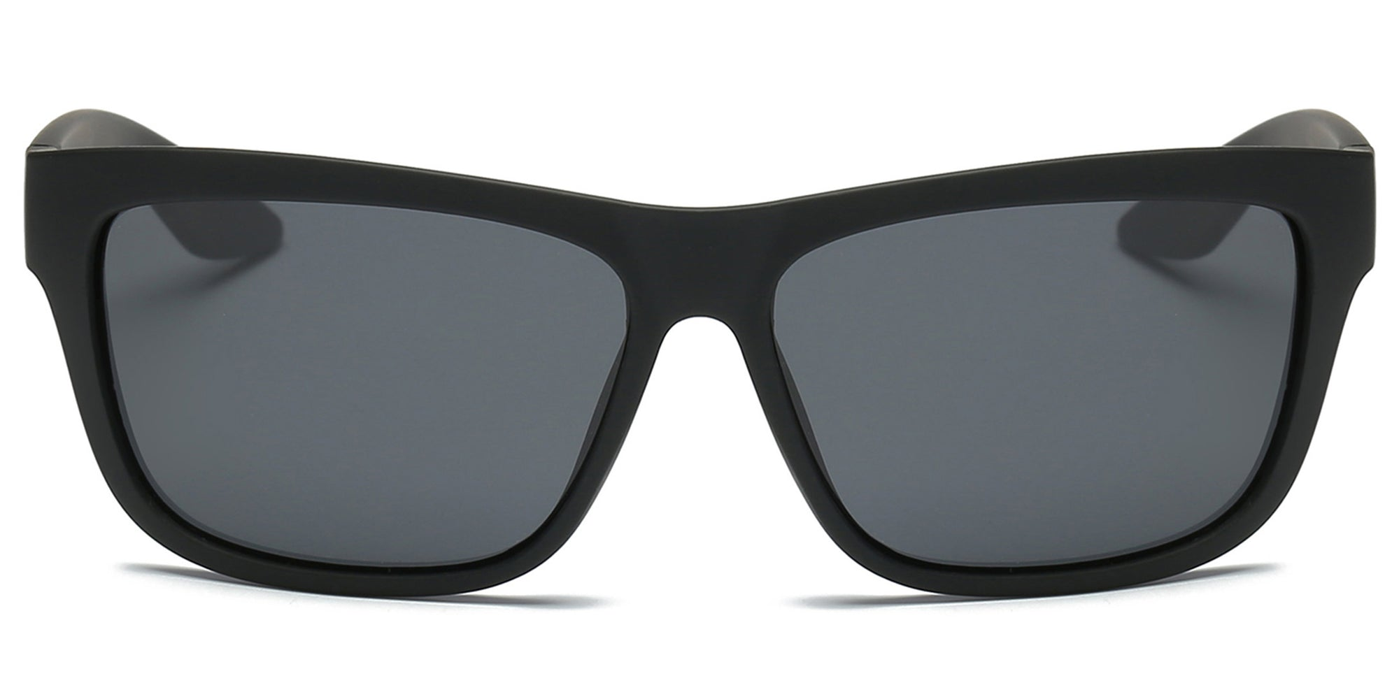 P1009 - Retro Rectangle Polarized Sunglasses - Iris Fashion Inc. | Wholesale Sunglasses and Glasses