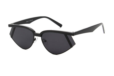 J2001 - Futuristic Rectangle Fashion Sunglasses - Iris Fashion Inc. | Wholesale Sunglasses and Glasses