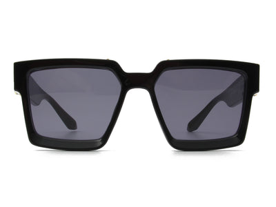 S2033 - Classic Retro Vintage Square Fashion Sunglasses