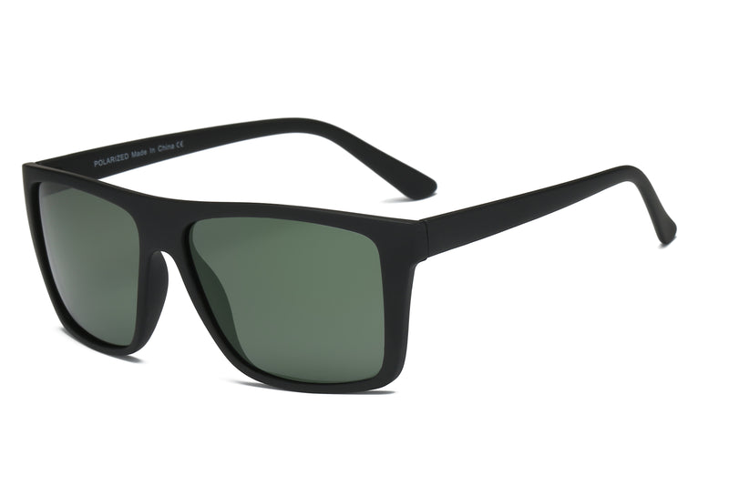 YP1003 - Men Polarized Rectangle Sunglasses - Iris Fashion Inc. | Wholesale Sunglasses and Glasses